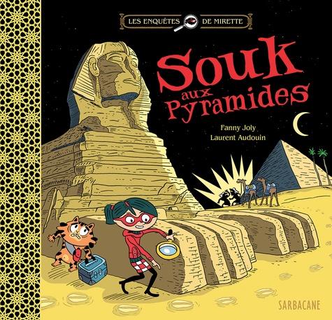 Les enquêtes de Mirette  Souk aux pyramides