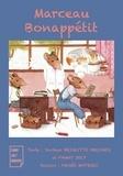 Fanny Joly et Brigitte Boucher - Marceau Bonappétit - Un joli livre illustré à découvrir dès 3 ans.
