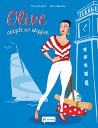 Fanny Lesaint et Daisy Remaud - Olive adopte un skipper.