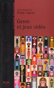 Fanny Lignon - Genre et jeux vidéo.