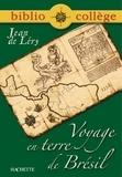 Fanny Marin et Jean de Léry - Bibliocollège - Voyage en Terre de Brésil, Jean de Léry.