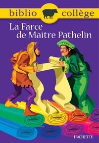 Livres gratuits et téléchargements de pdf La Farce de Maître Pathelin par Fanny Marin