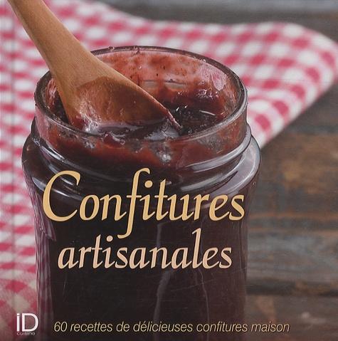 Fanny Matagne - Confitures artisanales - 60 recettes de délicieuses confitures maison.