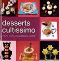 Fanny Matagne - Desserts cultissimo - 100% bonbons et gâteaux cultes.