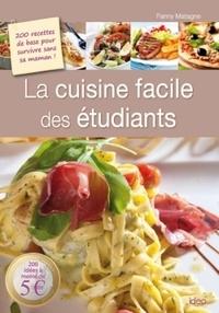 Fanny Matagne - La cuisine des étudiants.