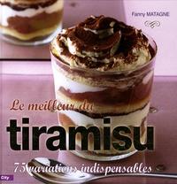 Fanny Matagne - Le meilleur du tiramisu.