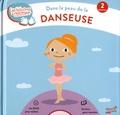 Fanny Maugard et Jean Leroy - Dans la peau de la danseuse. 1 DVD