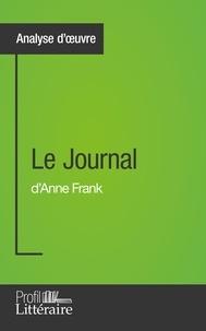 Fanny Paquet - Le journal d'Anne Frank - Profil littéraire.
