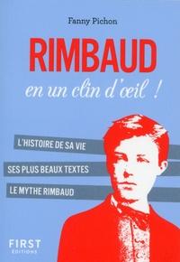 Rimbaud en un clin d'oeil ! - Fanny Pichon pdf epub