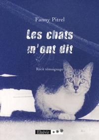 Deedr.fr Les chats m'ont dit Image