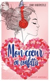 Fanny Vandermeersch - Mon cour en confettis - Roman jeunesse.