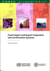 FAO - Food Import and Export Inspection and Certification Systems.