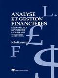 Faouzi Rassi et Guy Mercier - Analyse et gestion financières.