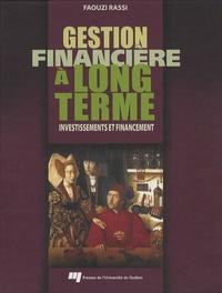Gestion financière à long terme - Investissements et financement.pdf