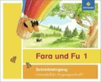Fara und Fu. Schreiblehrgang. Vereinfachte Ausgangsschrift - Ausgabe 2013.