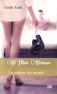 Farah Anah - AD VITAM AETERNAM tome 3 FORMAT POCHE.