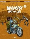 Farahaingo et  Calinosophe - Les aventures de Philou & Mimimaki Tome 1 : Malagasy way of life.