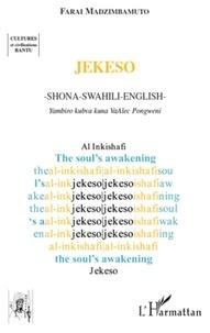 Farai Madzimbamuto - Jekeso - Shona-swahili-english.