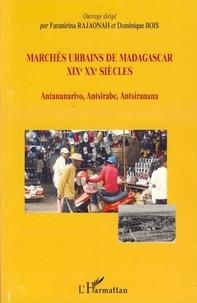 Openwetlab.it Marchés urbains de Madagascar XIXe XXe siècles - Antananarivo, Antsirabe, Antsiranana Image