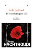 Fariba Hachtroudi - Le colonel et l'appât 455.