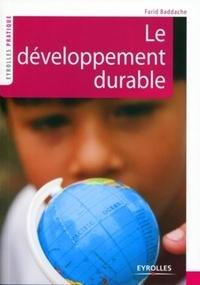 Farid Baddache - Le développement durable.