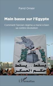 Main basse sur l'Egypte- Comment l'ancien régime a mené à bien sa contre-révolution - Farid Omeir pdf epub