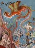 Farid ud-Din' Attar - Le cantique des oiseaux - Illustré par la peinture en Islam d'orient.