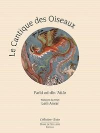 Farid ud-Din' Attar - Le cantique des oiseaux.