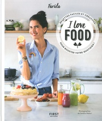 Farida - I Love Food.