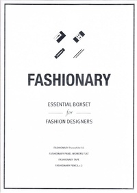 Fashionary - Essential Boxset.