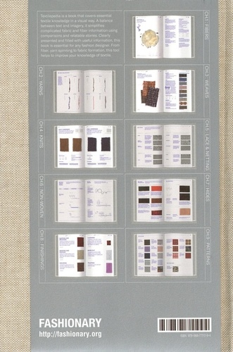 Textilepedia. The complete fabric guide