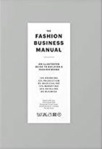 Fashionary - The Fashion business manuel - An illustrated guide to build a fashion brand.