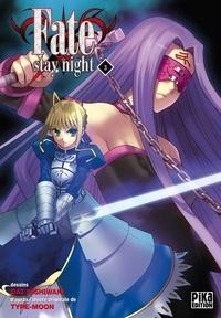 Dat Nishiwaki - Fate Stay Night T03.