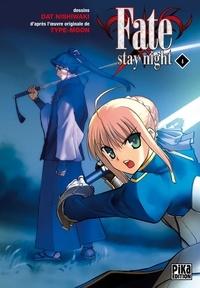 Dat Nishiwaki - Fate Stay Night T04.