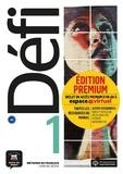 Fatiha Chahi et Monique Denyer - Défi 1, méthode de français A1 - Livre de l'élève. 1 CD audio