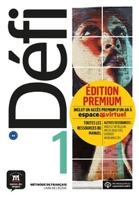 Méthode de français Défi 1 A1- Livre de l'élève - Fatiha Chahi | Showmesound.org
