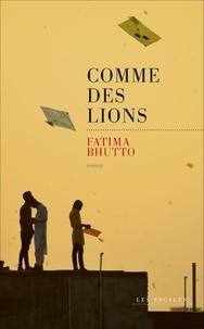 Livres audio gratuits avec téléchargement de texte Comme des lions