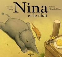 Fatima Sharafeddine et Vincent Hardy - Nina et le chat.