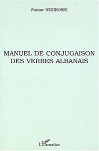 Fatime Neziroski - Manuel de conjugaison des verbes albanais.