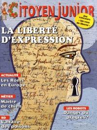 Olivier Fabre - Citoyen junior N° 37, Décembre 2013 : La liberté d'expression.