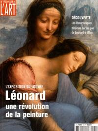Vincent Delieuvin - Dossier de l'art N° 195, Avril 2012 : Léonard, une révolution de la peinture.