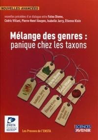 Fatou Diome et Cédric Villani - Mélange des genres - Panique chez les taxons !.