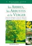 Fausta Mainardi Fazio - Les arbres, les arbustes et le verger.
