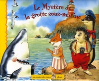 Faustina Fiore et Matt Wolf - Le Mystère de la grotte sous.marine.
