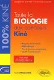 Faustine Declosmenil - Toute la biologie aux concours kiné.