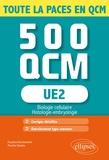 Faustine Declosmenil et Pauline Sandre - UE 2 Biologie cellulaire - 500 QCM.