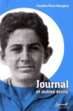 Faustino Perez-Manglano - Journal et autres écrits.
