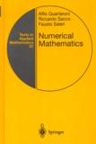 Fausto Saleri et Alfio Quarteroni - Numerical Mathematics.