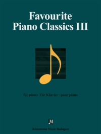 Histoiresdenlire.be Favourite Piano classics II oeuvres pour piano - Partition Image