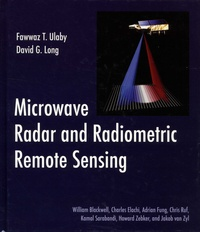 Fawwaz T Ulaby et David Long - Microwave Radar and Radiometric Remote Sensing.